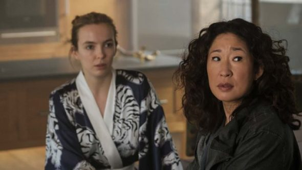 Killing Eve TV Show on BBC America: canceled or renewed?