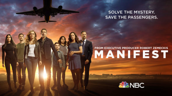 Manifest TV show on NBC: season 2 ratings
