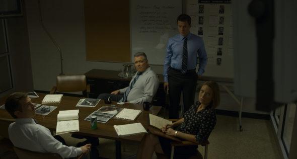 Mindhunter TV Show on Netflix: canceled or renewed?