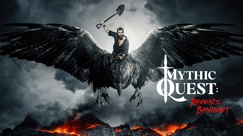 Mythic Quest: Raven's Banquet TV Show on Apple TV+: canceled or renewed?