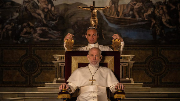 The New Pope TV show on HBO: canceled or renewed?