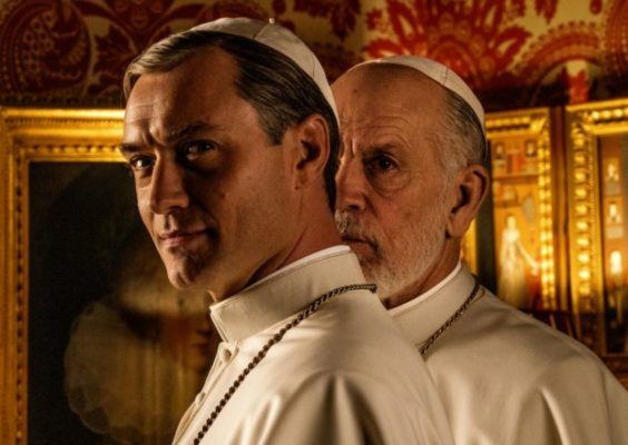 The New Pope TV show on HBO: season 1 ratings