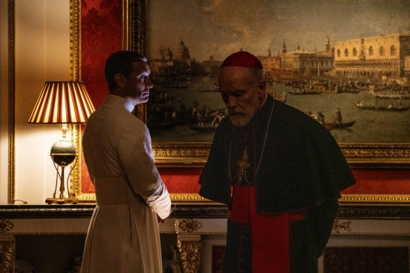 The New Pope TV show on HBO: canceled or renewed for season 2?