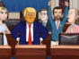 Our Cartoon President TV show on Showtime: season 3 ratings