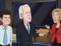 Our Cartoon President TV show on Showtime: canceled or renewed for season 4?