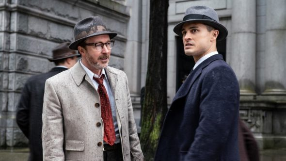 Project Blue Book TV show on History: canceled or renewed?