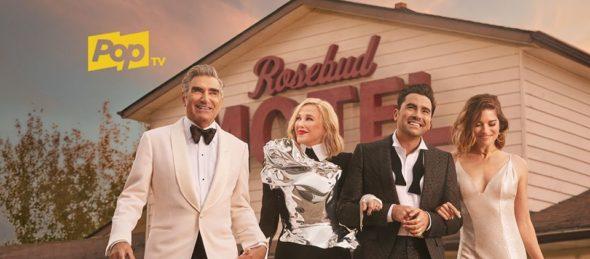 Schitt's Creek TV show on Pop: season 6 ratings