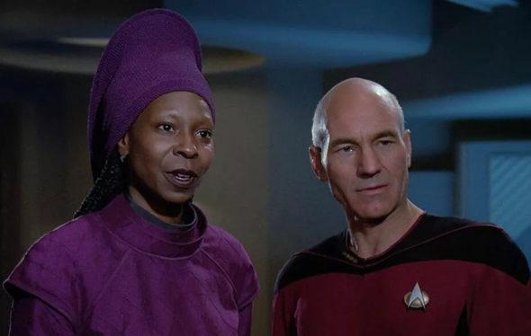 Star Trek: The Next Generation TV Show: canceled or renewed?