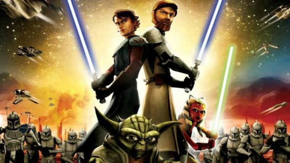 Star Wars: The Clone Wars TV Show on Disney+: canceled or renewed?