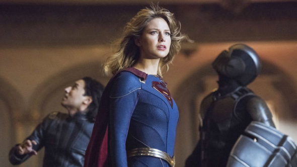 Supergirl TV show on The CW: season 6 renewal
