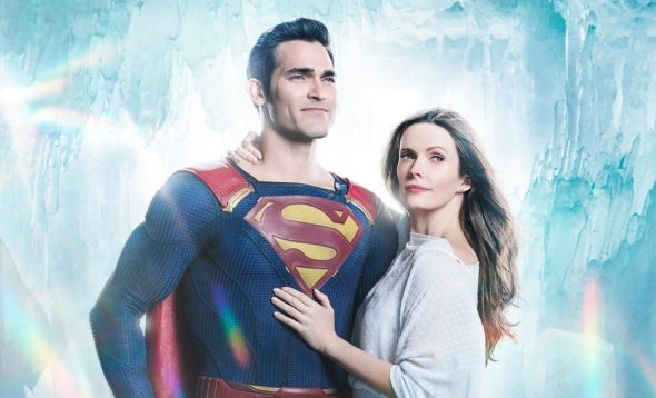 Émission de télévision Superman Lois sur The CW
