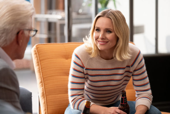 The Good Place TV Show on NBC: canceled or renewed?