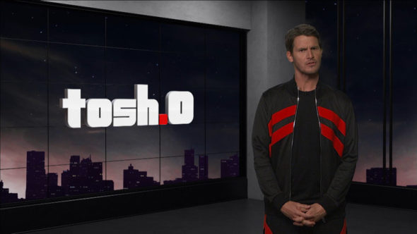 Tosh.0 TV Show on Comedy Central: canceled or renewed?