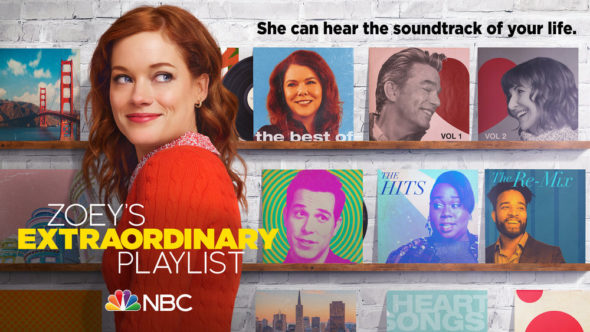 Zoey's Extraordinary Playlist TV show on NBC: season 1 ratings