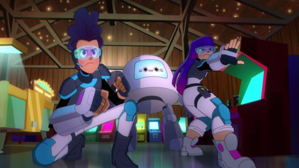 Glitch Techs TV Show on Netflix: canceled or renewed?