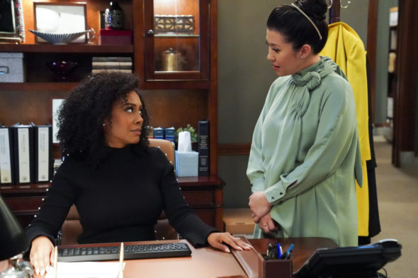 All Rise TV Show on CBS: season 1 ratings