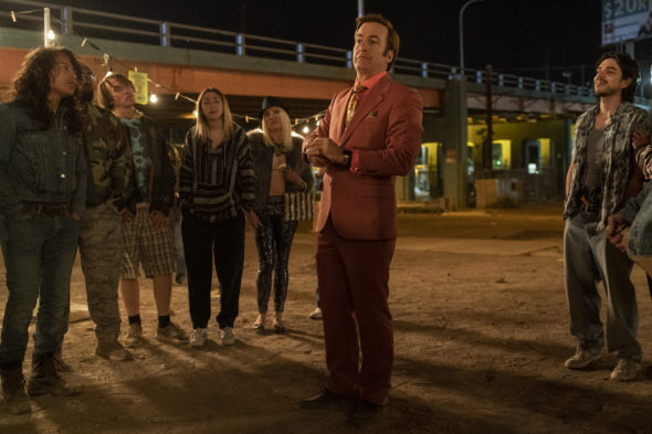Better Call Saul TV show on AMC: canceled or renewed for season 6?