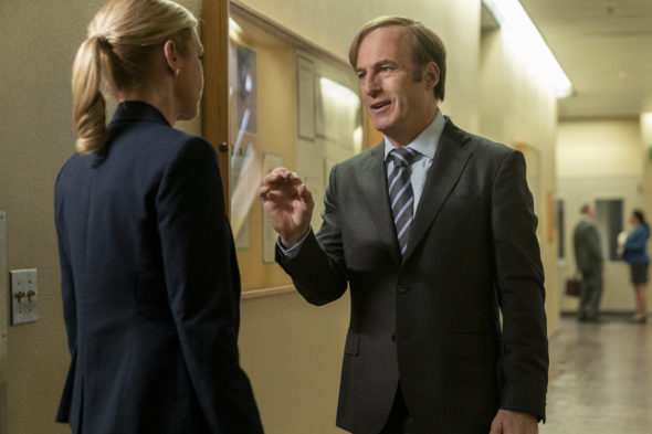 Better Call Saul TV show on AMC: canceled or renewed for season 6?