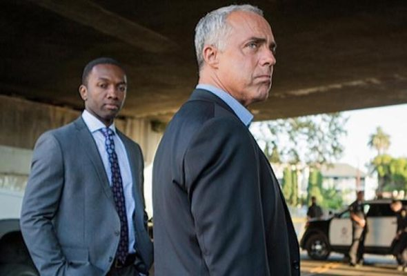 Bosch TV show on Amazon: (canceled or renewed?)