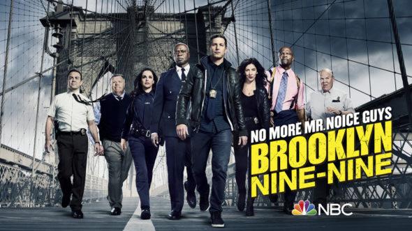 Brooklyn Nine-Nine TV show on NBC: season 7 ratings