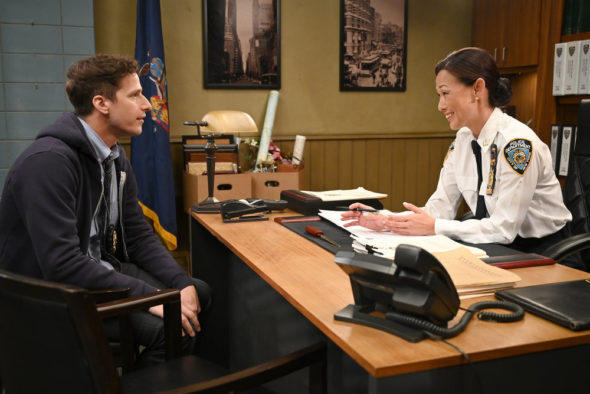 Brooklyn Nine-Nine TV show on NBC: canceled or renewed for season 8?