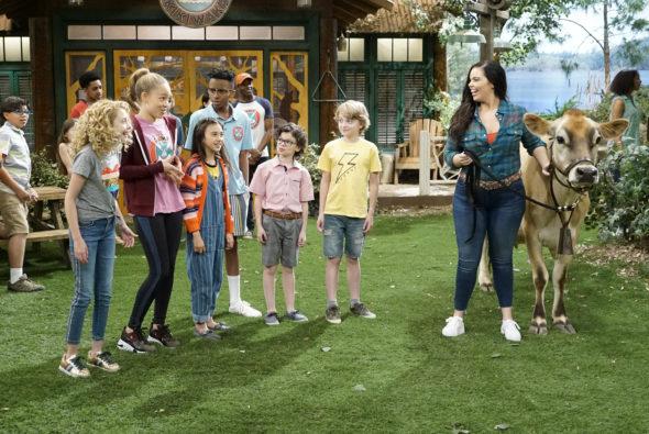 Bunk'd TV show on Disney Channel: season 5 renewal
