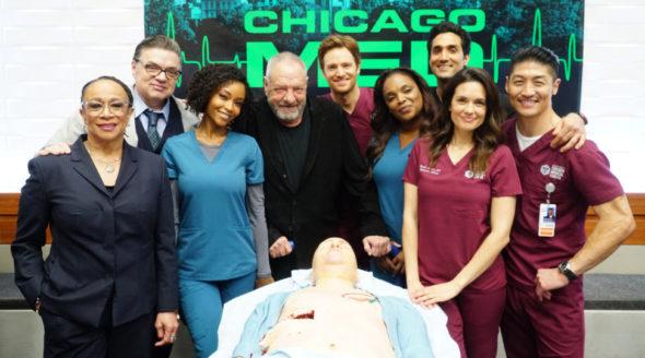 Chicago Med TV show on NBC: season 6 (2020-21), season 7 (2021-22), season 8 (2022-23) renewals