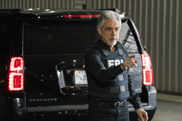 Criminal Minds TV Show on CBS: canceled or renewed?