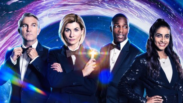 Doctor Who TV Show on BBC: canceled or renewed?