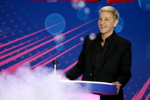 Ellen's Game of Games TV show on NBC: season 4 renewal