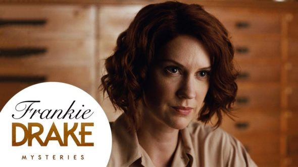 Frankie Drake Mysteries TV Show on Ovation: canceled or renewed?