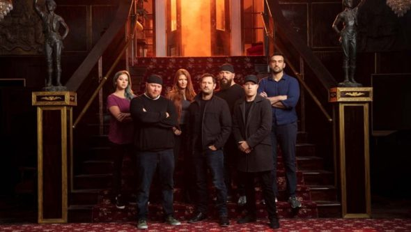 Ghost Hunters TV Show on A&E: canceled or renewed?