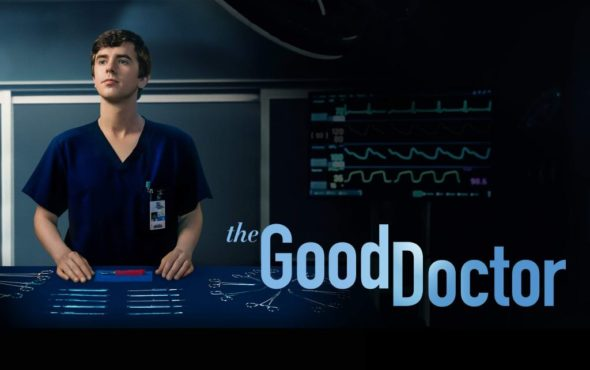 The Good Doctor TV show on ABC: season 4 renewal