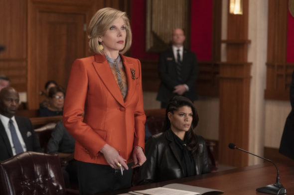 The Good Fight TV show on CBS All Access: season 4