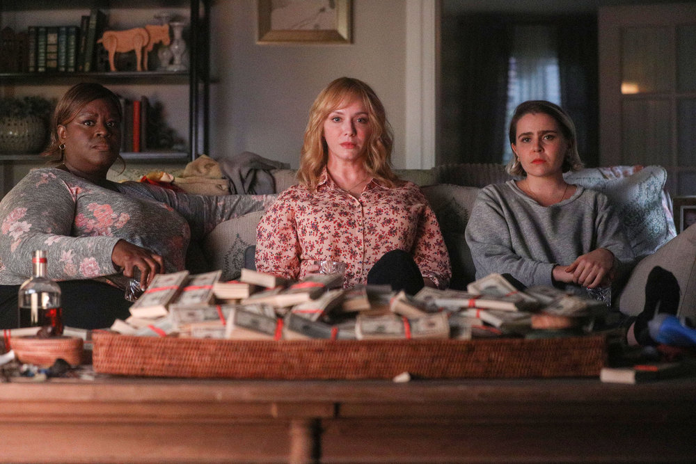 Good Girls TV show on NBC: canceled or renewed for season 4?