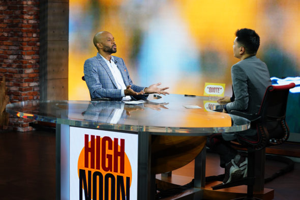 High Noon Espn Daytime Sports Talk Series Cancelled Canceled Renewed Tv Shows Tv Series Finale
