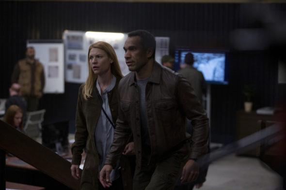 Homeland TV show on Showtime: canceled? renewed for season 9?