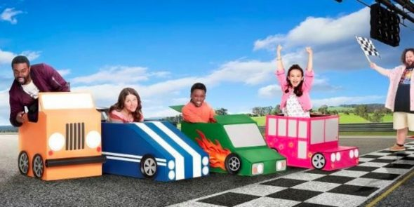 Just Roll with It TV show on Disney Channel: (cancelled or renewed?)