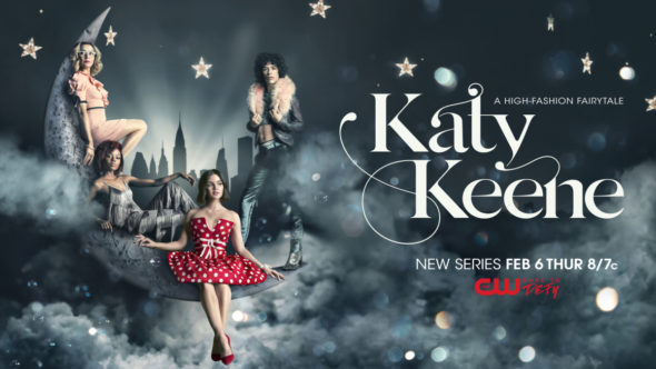 Katy Keene TV show on The CW: season 1 ratings