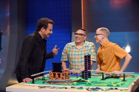 LEGO Masters TV Show on FOX: canceled or renewed?