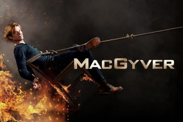 MacGyver TV show on CBS: season 4 ratings