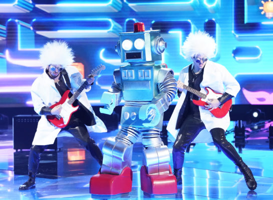 The Masked Singer TV show on FOX: season 3 ratings