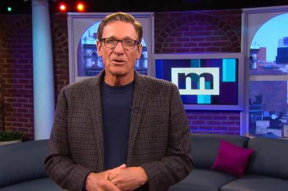 Maury TV Show: canceled or renewed?