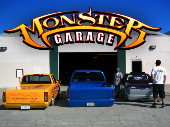 Monster Garage TV Show on Discovery Channel: canceled or renewed?