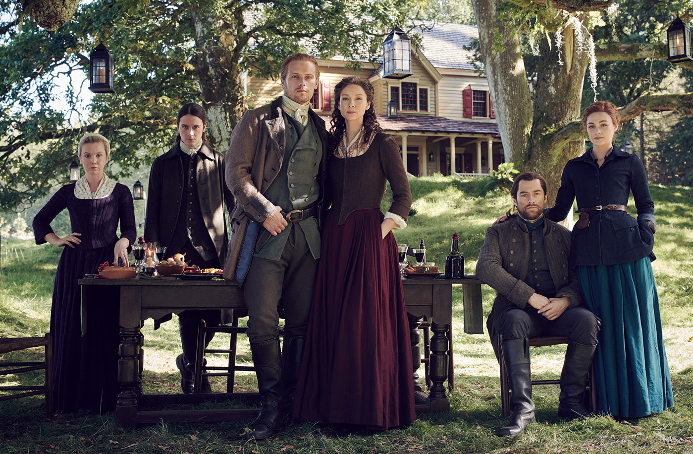 Outlander On Starz Cancelled Season 6 Release Date Canceled Renewed Tv Shows Tv Series Finale