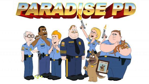 Paradise PD TV Show on Netflix: canceled or renewed?
