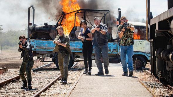 Strike Back TV show on Cinemax: season 8 ratings