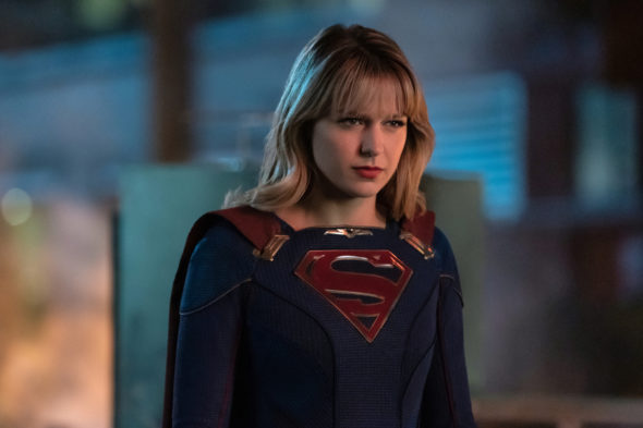Supergirl TV Show on The CW: canceled or renewed?