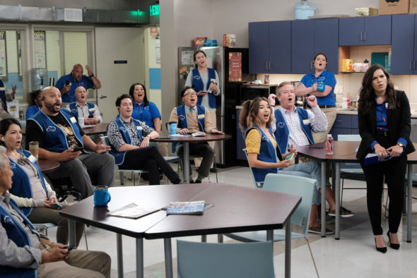 Superstore TV show on NBC: season 6 renewal for 2020-21