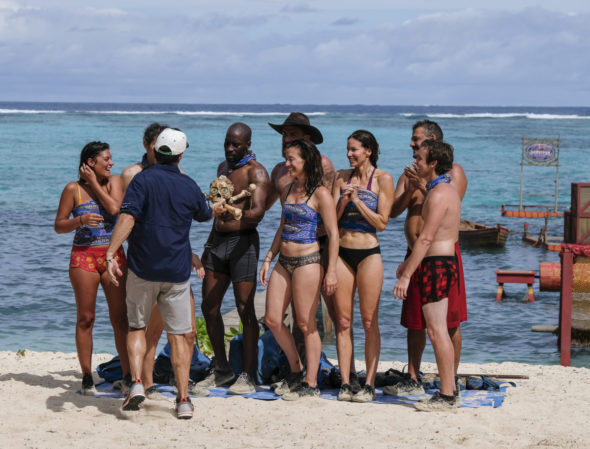 Survivor TV Show on CBS: canceled or renewed?
